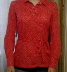Блузка для девочки Р 42-44