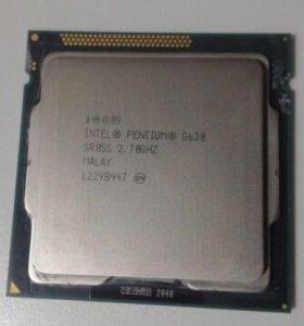 Процессор Intel g630