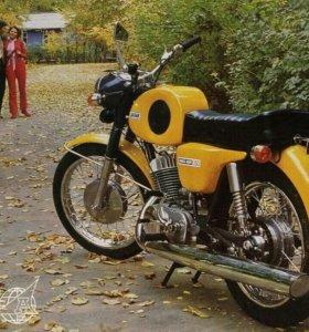 Ремонт мотоциклов ИЖ