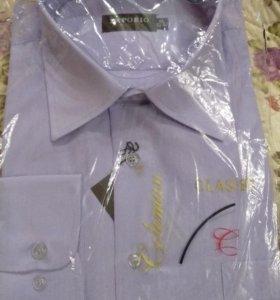 Мужские рубашки(новые)