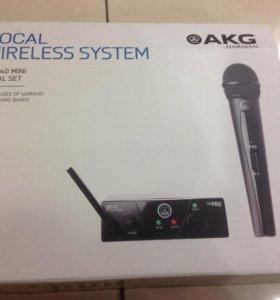 Радиосистема AKG mini vocal