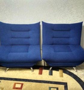 2 больших кресла фабрики Pushe