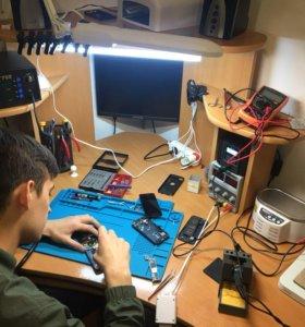 Ремонт телефонов, планшетов, ноутбуков,компьютеров