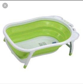 Складная ванночка BABYTON