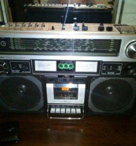 Магнитофон JVC838