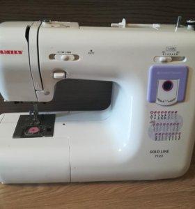 FAMILY швейная машина машинка машины