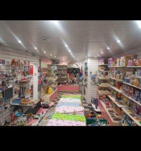 Продаю магазин детских товаров
