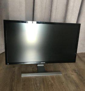 4k Монитор Samsung U28D590D