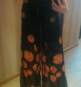 Продам новые модные брюки палаццо (юбка/брюки)