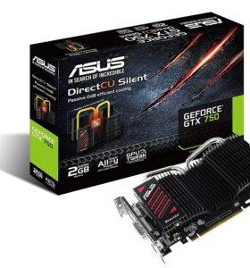 Компьютер AMD Athlon II X4 640 / GTX 750 2Gb