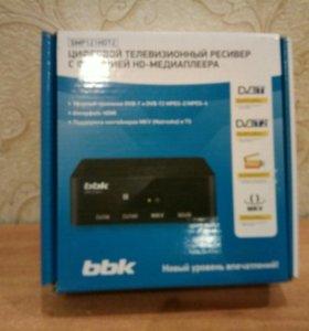 ТВ приставка ресивер цифровой DVB-T2