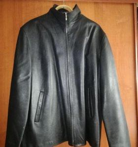 Новая куртка, натуральная кожа