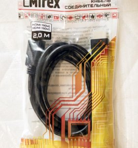 HDMI кабель 2 метра