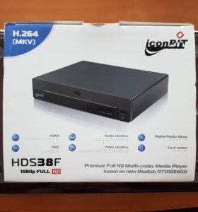 Full HD медиаплеер
