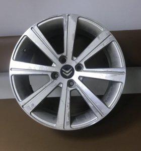 Литые диски 17 диаметр