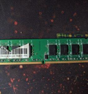 Оперативная память ddr2 2гб