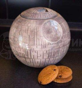 Ваза для печенья «Star Wars»