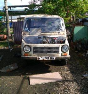 ЛуАЗ 969, 1986