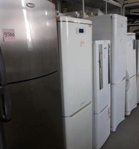 Холодильники б/у гарантия 6 мес.