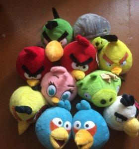 Angry birds, злые птички