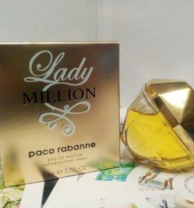 Paco Rabanne - Lady Million, eau de parfum