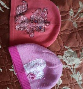 Детские шапки на осень-весну