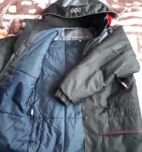 Финская зимняя куртка