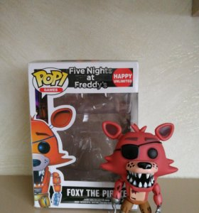 Funko pop Foxy The pirate