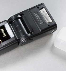 Nissin MG 8000 extreme for Canon