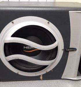 Автомобильный сабвуфер Hertz EBX 250R