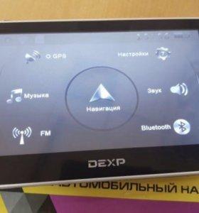 Навигатор GPS DEXP Auriga