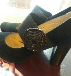 туфли натуральные новые