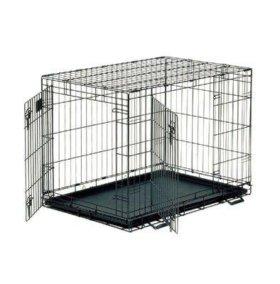 Клетка для собак 91х61х69