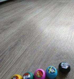 Мячики с пятерочки