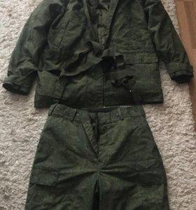 Военная форма полный комплект (зима/лето) новый