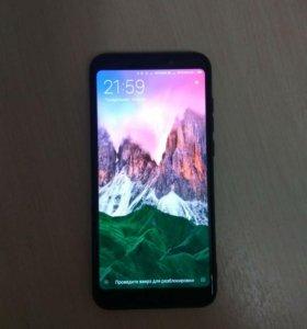 Xiaomi redmi 5 plus 4Гб 64 Гб