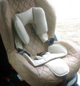 Автокресло (9-25) Happy Baby Taurus Deluxe beige