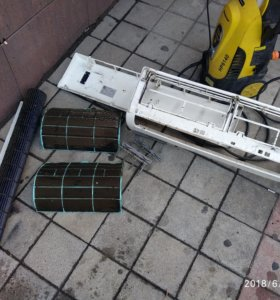 Монтаж-ремонт Сплит систем