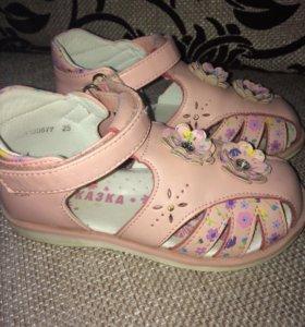 Продам сандали сказка