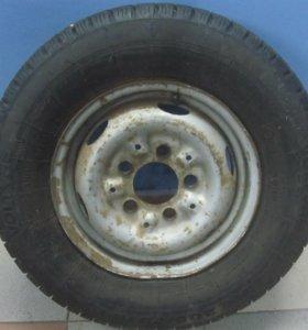 205/70/14 колесо