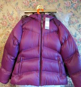 Новая женская зимняя куртка Adidas