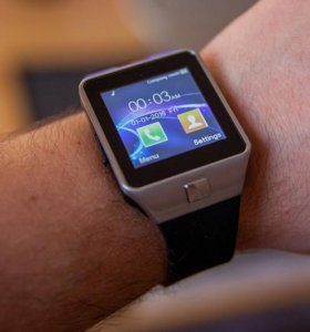Smart Watch DZ-09 умные смарт часы