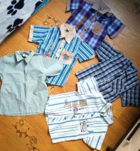 Пакет рубашек