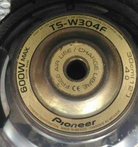 Pioneer TS-W304F