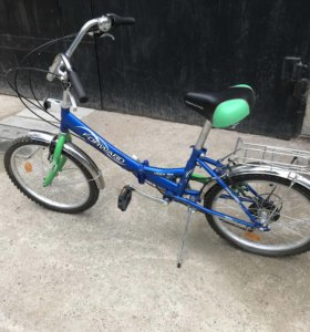 Подростковый велосипед Forward