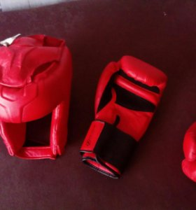 Защита и перчатки
