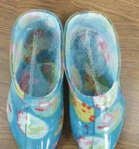 Новые детские силиконовые калоши