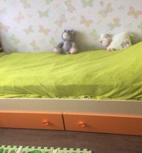 """Продам кровать """"Фруттис"""""""