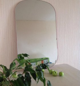 Зеркало (0,45*0,75 см)