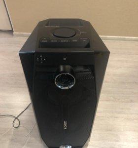 Музыкальная колонка Sony GTK-X1BT